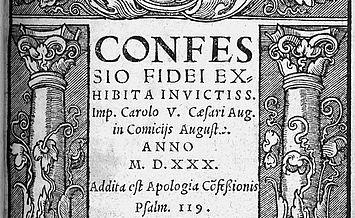 Evangelische Konfession
