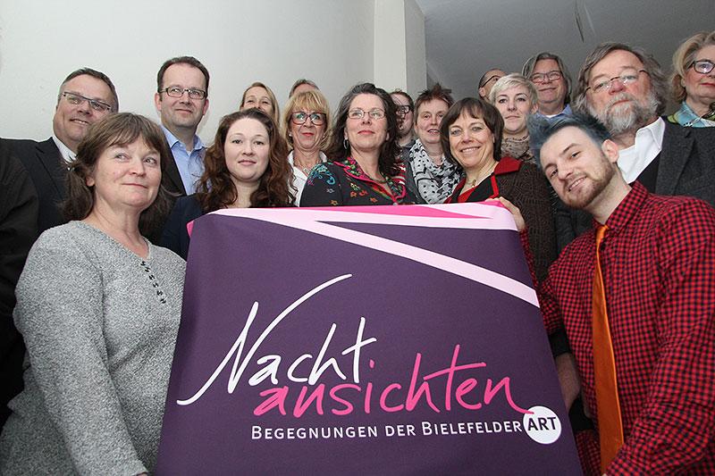 14. Bielefelder Nacht der Museen, Kirchen und Galerien ...