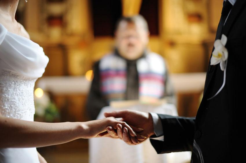 Heiraten nicht konfirmiert